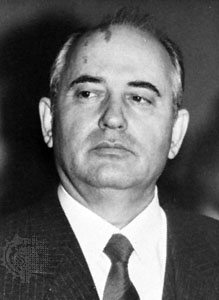 Mikhail Gorbachev Socionics