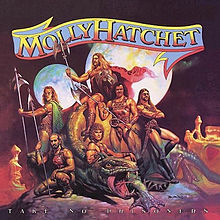 Molly Hatchet - No Guts...No Glory