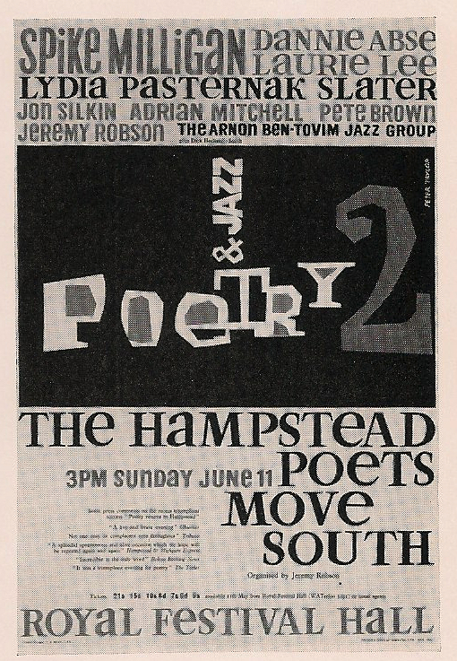 UK, Hampstead Contemporary Poets, Peter Taylor (artist)