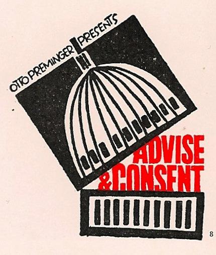USA, Otto Preminger-United Artists, Saul Bass & Associates (design), Art Goodman (artist)