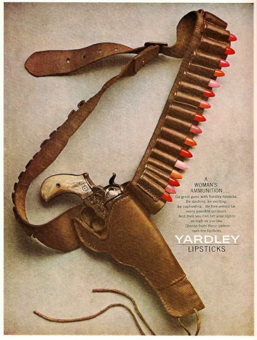 UK, Yardley & Company, David Cooper (art director), Leonard Fulford (photographer)