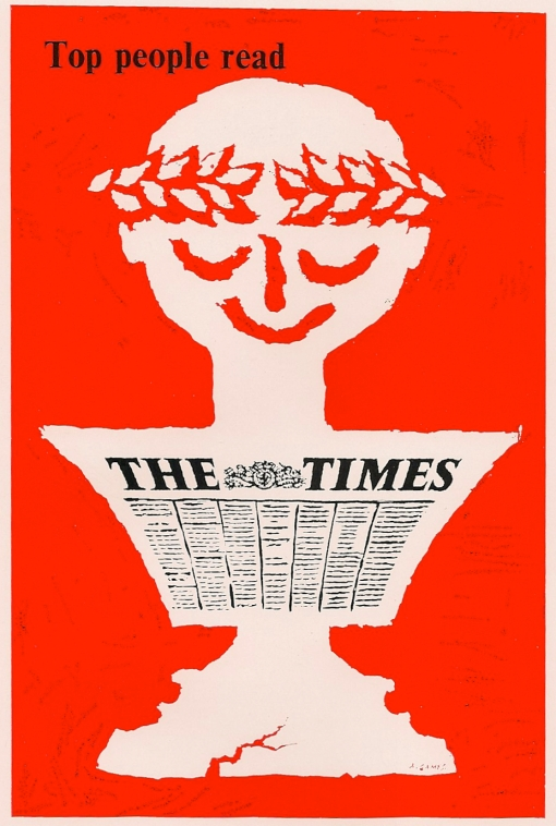 UK, Times Publishing Co., Maurice Levell (art director), Abram Games (artist)