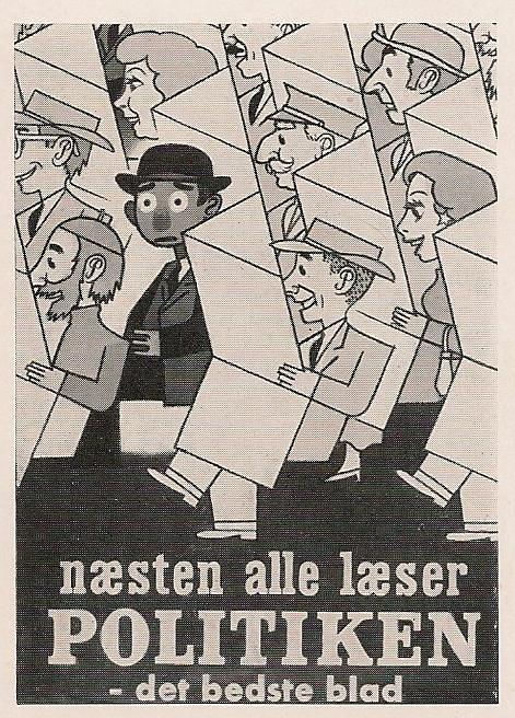 Denmark, Laus Lauesen (artist)