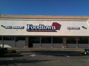 not my Foodtown
