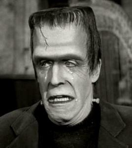 a weeping H. Munster when he found out I didn't read his poem