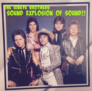 Ribeyes sound explosion