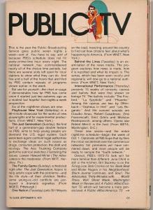 public tv one