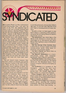 syndicated 1