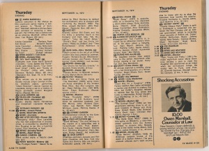 tv guide 72 :d3