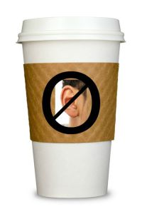 EAR COFFEE